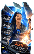 SuperCard Bayley S5 24 Shattered