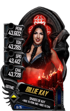 SuperCard BillieKay S5 22 Gothic7