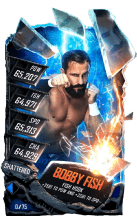 SuperCard BobbyFish S5 24 Shattered