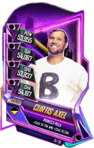 SuperCard CurtisAxel S5 23 Neon