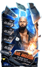 SuperCard KarlAnderson S5 24 Shattered