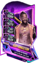 SuperCard KofiKingston S5 23 Neon