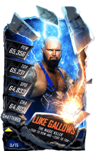 SuperCard LukeGallows S5 24 Shattered