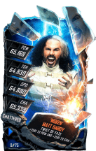SuperCard MattHardy S5 24 Shattered