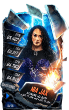 SuperCard NiaJax S5 24 Shattered7