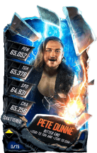SuperCard PeteDunne S5 24 Shattered