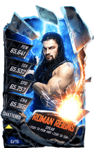 SuperCard RomanReigns S5 24 Shattered5