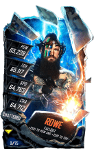 SuperCard Rowe S5 24 Shattered