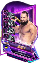 SuperCard Rusev S5 23 Neon