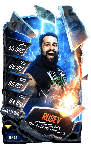 SuperCard Rusev S5 24 Shattered