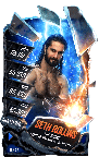 SuperCard SethRollins S5 24 Shattered3
