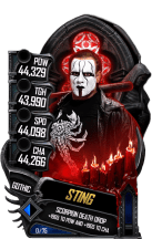 SuperCard Sting S5 22 Gothic8