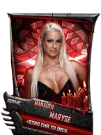 SuperCard Support Maryse S5 22 Gothic