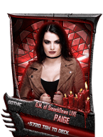 SuperCard Support Paige S5 22 Gothic