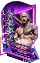 SuperCard TheRock S5 23 Neon