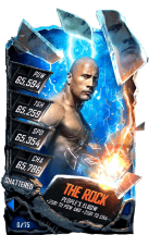 SuperCard TheRock S5 24 Shattered