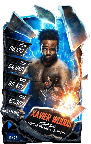 SuperCard XavierWoods S5 24 Shattered