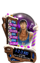 SuperCard 123Kid S5 23 Neon Christmas