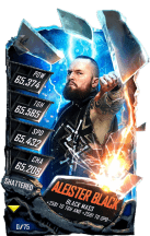 SuperCard AleisterBlack S5 24 Shattered