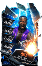 SuperCard BigE S5 24 Shattered