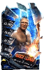 SuperCard BrockLesnar S5 24 Shattered
