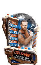 SuperCard CurtHawkins S5 24 Shattered Christmas