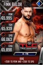 SuperCard FinnBalor S4 24 Shattered MITB