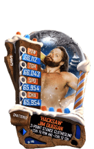 SuperCard JimDuggan S5 24 Shattered Christmas