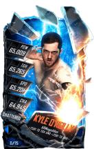 SuperCard KyleOReilly S5 24 Shattered