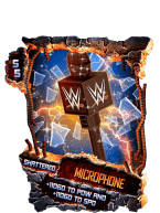 SuperCard Microphone S5 24 Shattered