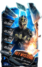 SuperCard ReyMysterio S5 24 Shattered1