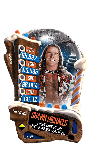 SuperCard ShawnMichaels S5 24 Shattered Christmas