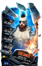 SuperCard Sheamus S5 24 Shattered3