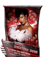 SuperCard Support SensationalSherri S5 22 Gothic