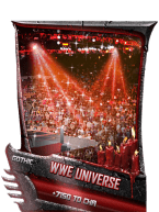 SuperCard Support WWEUniverse S5 22 Gothic