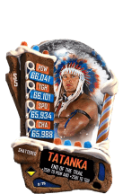 SuperCard Tatanka S5 24 Shattered Christmas