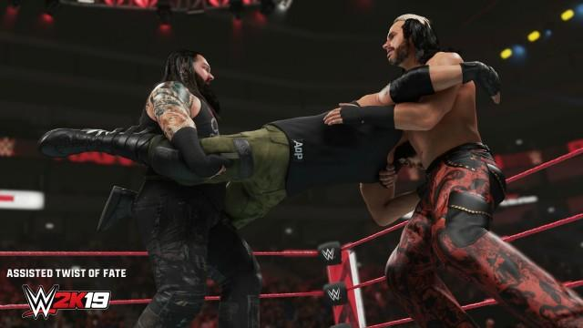 WWE 2K19 Moves Pack Coming Soon: Full List of New Moves & Screenshots