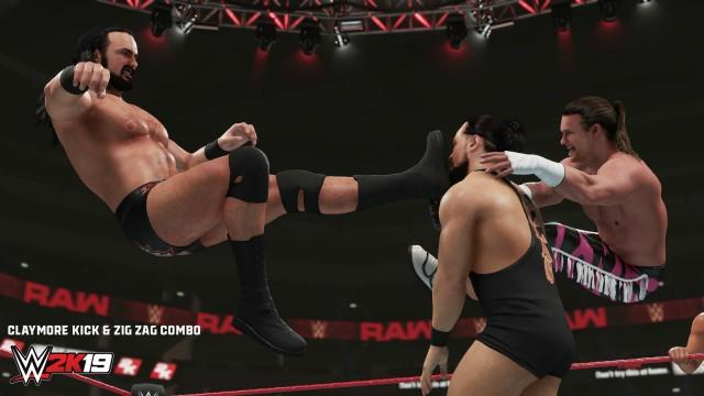 WWE 2K19 Update 1.03 Now Available - Patch Notes (PS4, Xbox One, PC)