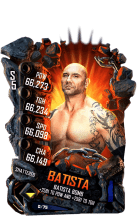 SuperCard Batista S5 24 Shattered Event