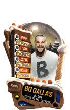 SuperCard BoDallas S5 20 Goliath Christmas