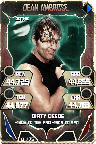 SuperCard DeanAmbrose S5 22 Gothic Throwback