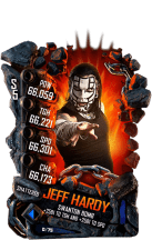 SuperCard JeffHardy S5 24 Shattered Event