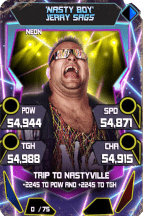 SuperCard JerrySags S5 23 Neon Throwback