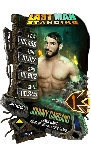 SuperCard JohnnyGargano S5 24 Shattered LMS