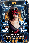 SuperCard Kane S5 24 Shattered Throwback