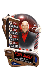SuperCard KurtAngle S5 22 Gothic Christmas