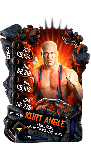 SuperCard KurtAngle S5 24 Shattered Event