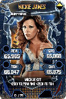SuperCard MickieJames S5 24 Shattered Throwback
