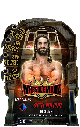SuperCard SethRollins S5 25 WrestleMania35