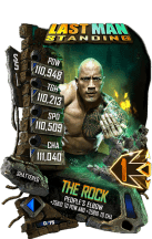 SuperCard TheRock S5 24 Shattered LMS